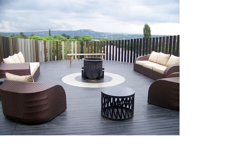 Rubio Monocoat used for Exterior Purpose like Deck and Panels