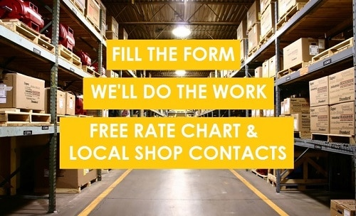 product finder building mateirals warehouse