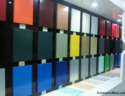 Application of ACP for Interior Purpose