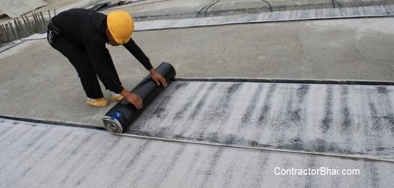 Low Cost Terrace Waterproofing