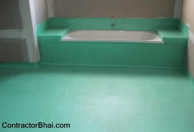 Solutions to Bathroom Waterproofing