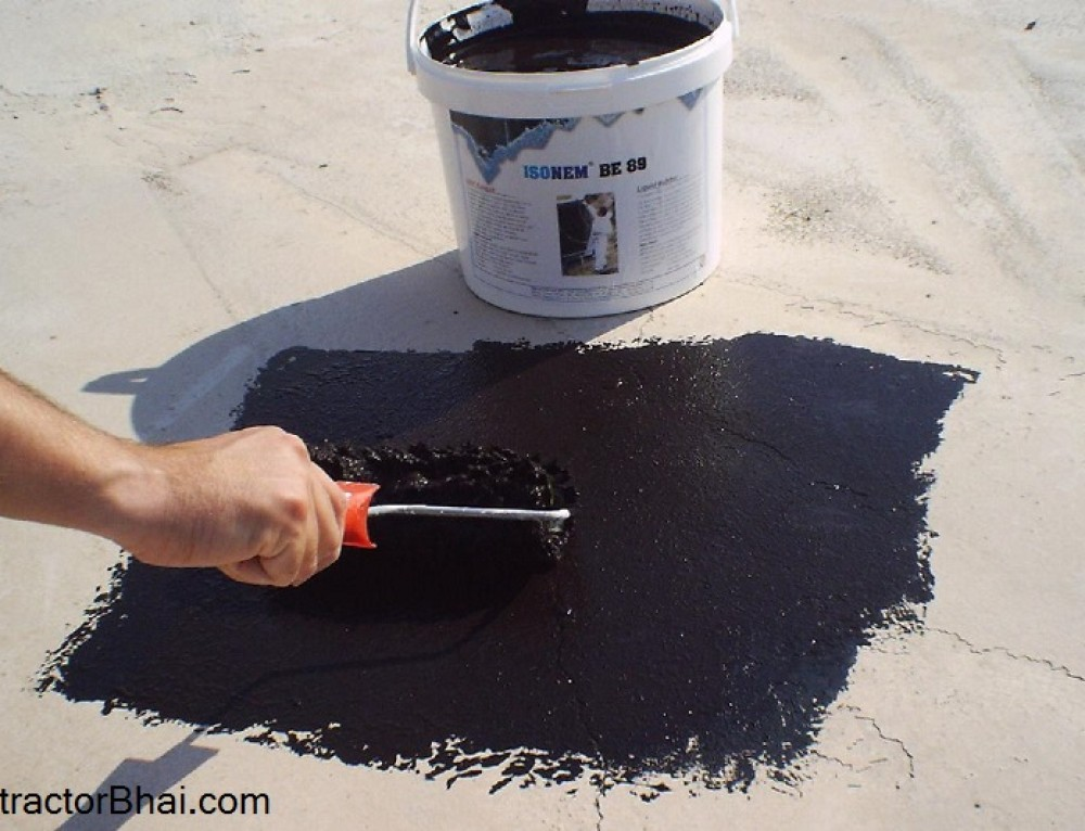 Waterproofing-Polymer treatment v/s High-end polymer treatment