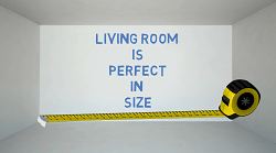 Drama of Big Rooms & Small Rooms