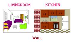 Open Kitchen It Is