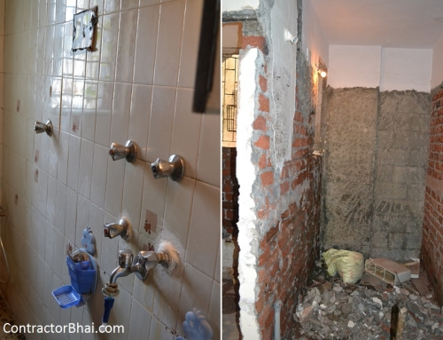 Bathroom Repair Cost