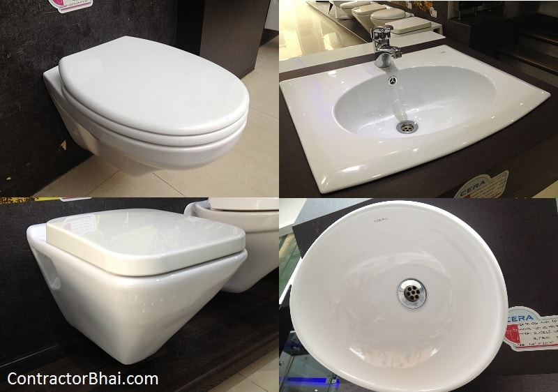 How to Choose perfect Commode & Wash Basin