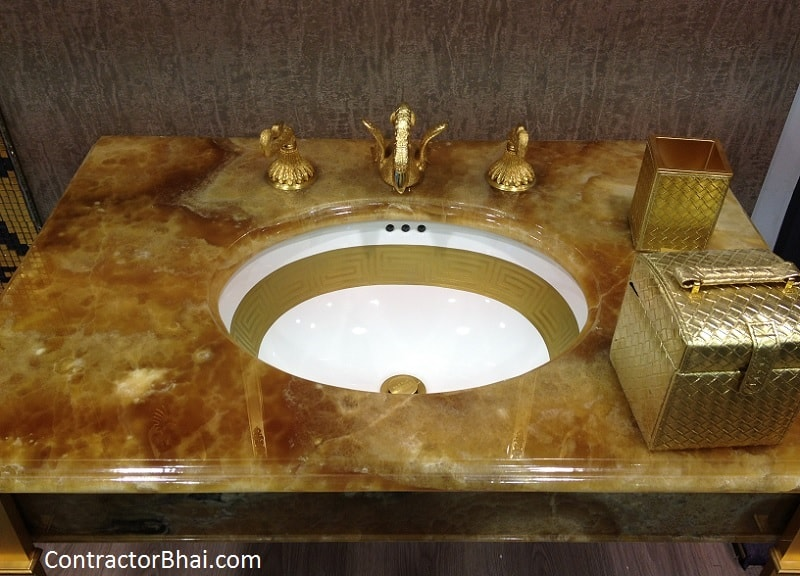 Latest Bathroom Design Trends ContractorBhai - Latest bathroom sink trends