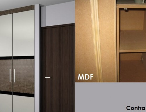 MDF Wardrobe v/s Plywood Wardrobe