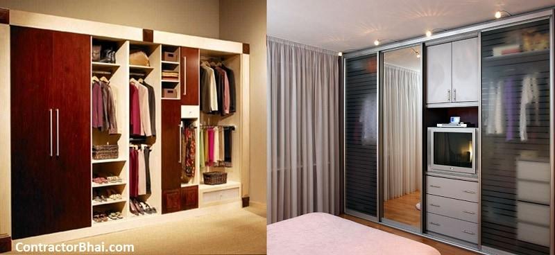 Modular Wardrobe-Standard Design