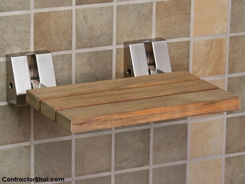 Bay Shower Seat