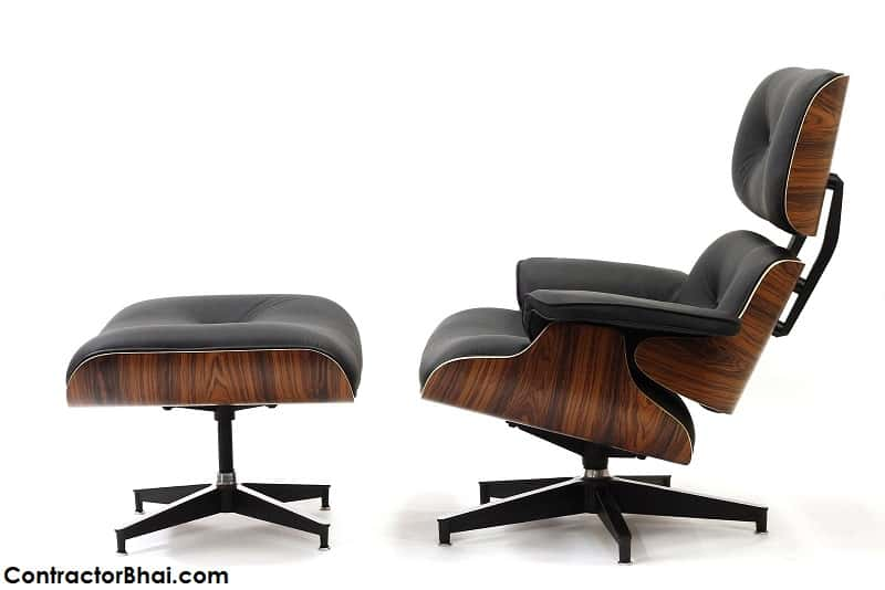 top 50 products for 2015 charles and ray eames lounge chair contractorbhai. Black Bedroom Furniture Sets. Home Design Ideas