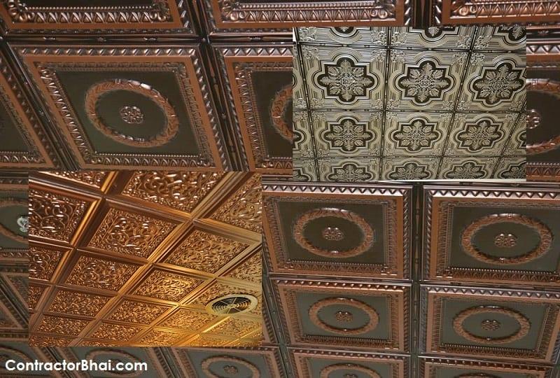 Attic Ceiling Tiles