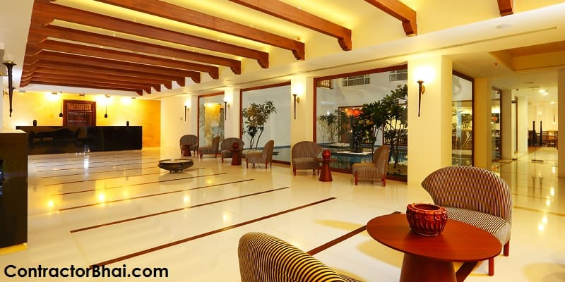 Attractive Lobby Design