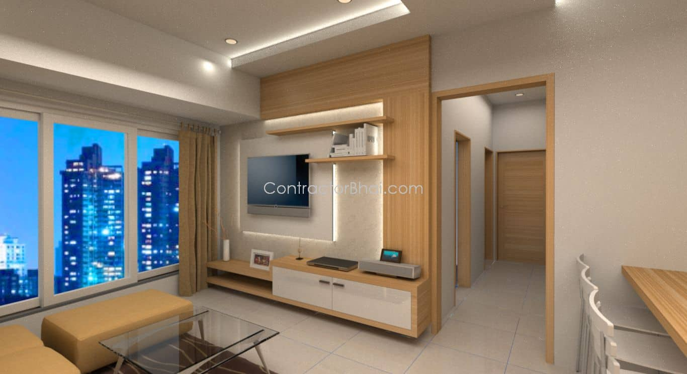 Interior Home Design: 3D Interior Design Service For Indian Homes