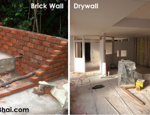 Drywall – Interior Partition and Its Benefits