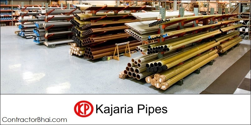 Kajaria - Stainless Steel pipes