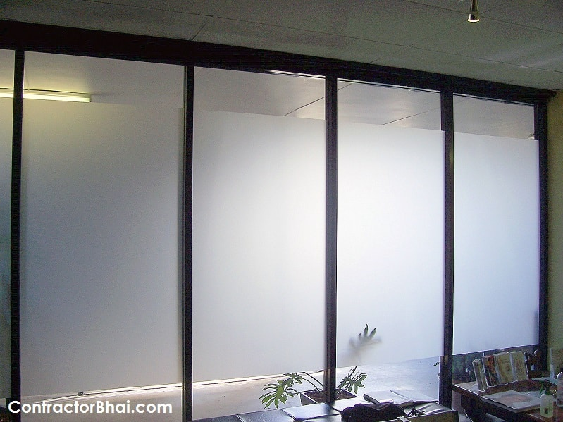 Bicchiere glass films style your glasses contractorbhai for Office doors with windows