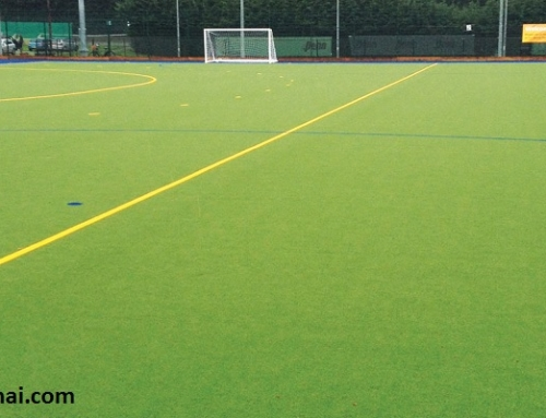 Synthetic Surfaces for Sports