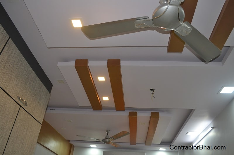 Benefits Of False Ceiling Contractorbhai