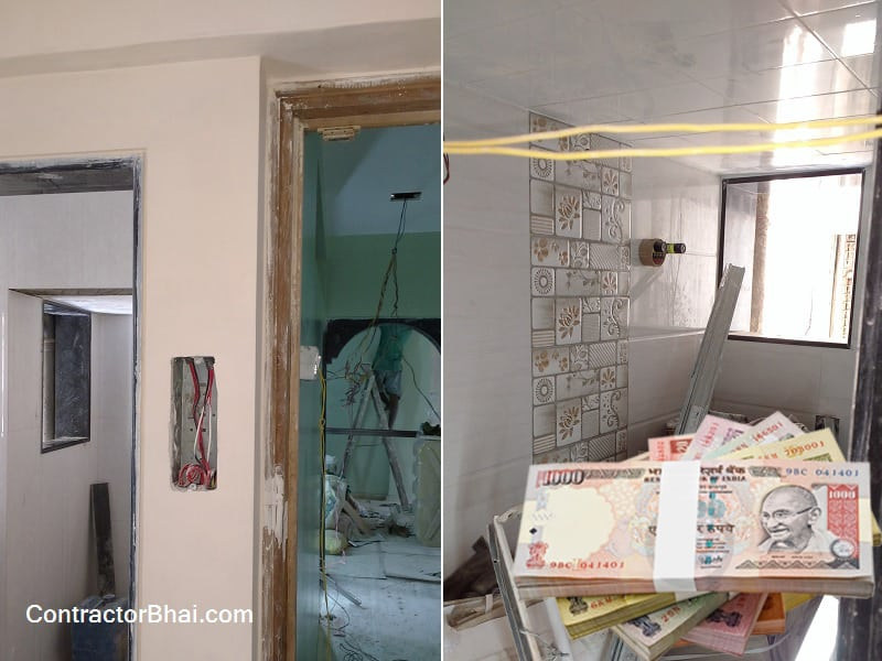 Can additional Payment speed up Home Renovation work