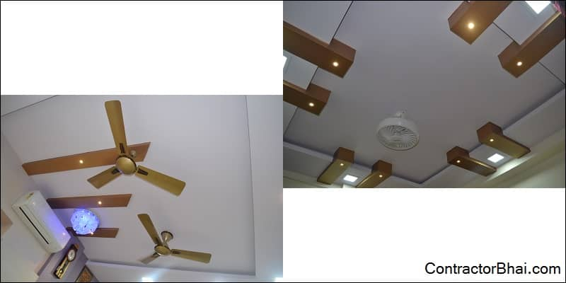 Wooden Ceiling or Rafters