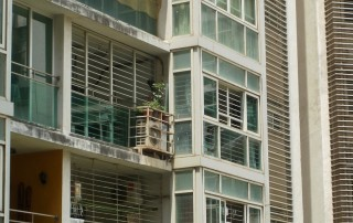 Installation Process of Balcony Grill