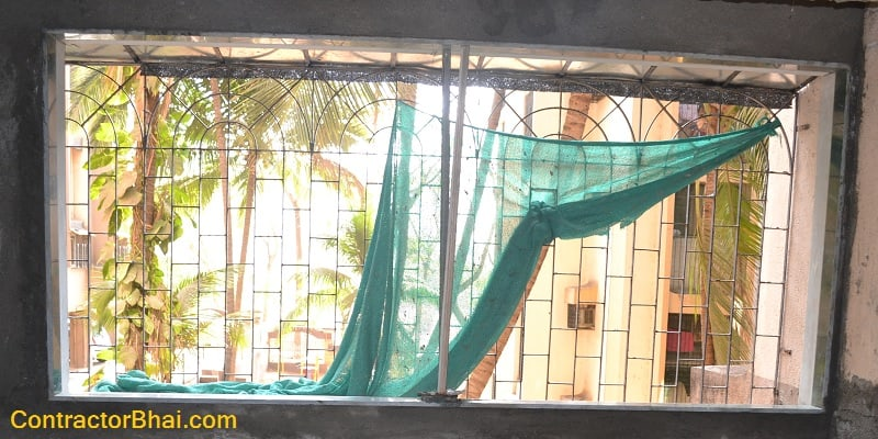 Safety Window Grills for Heavy Rainfall Areas