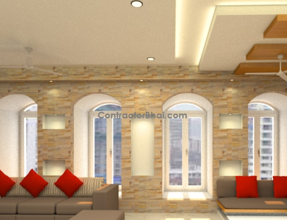 Stone Cladding- Highlighter for Interiors