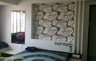 Style your Home interiors with Wallpaper- Highlighter