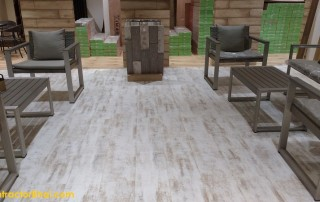 Laminate Floor Covering in Metro Cities