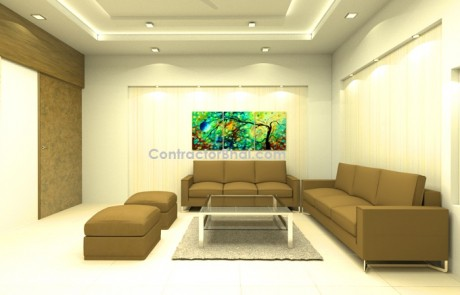 Interior Design Project for Nashik, Maharashtra
