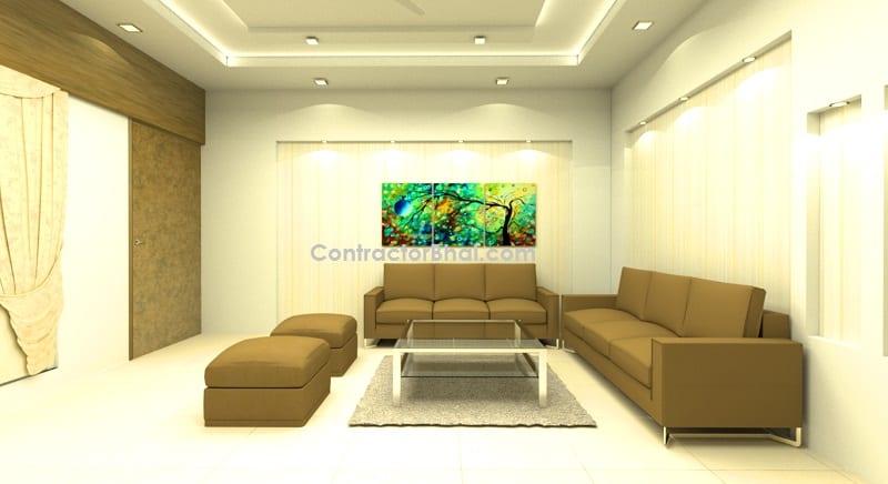 Interior Design Project for Nashik, Maharashtra