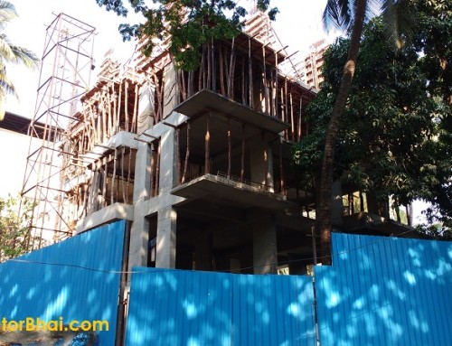 Reasons for delay in re-development projects