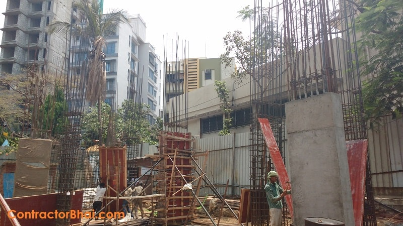 Redevelopment of different properties