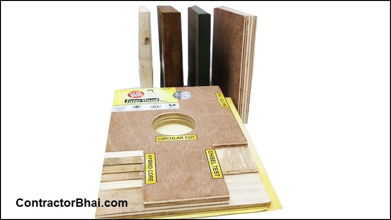 Cost of Plywood in India