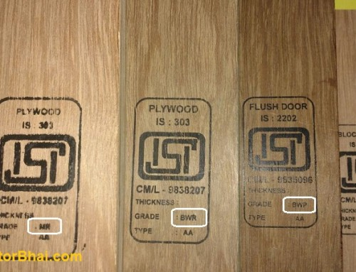 Different types of plywood available in indian market