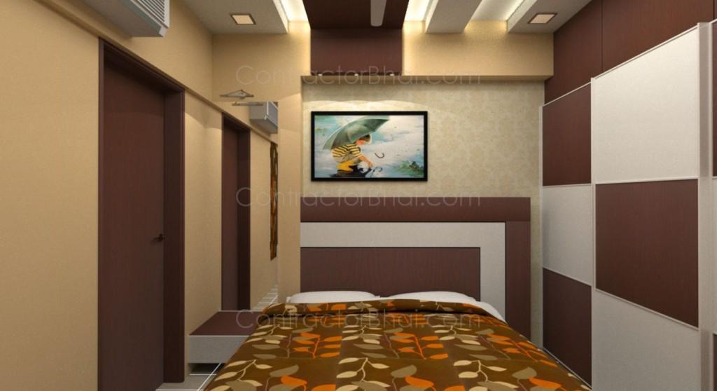 2bhk ahmedabad estimate - 2 Bhk Flat Interior Design In Ahmedabad