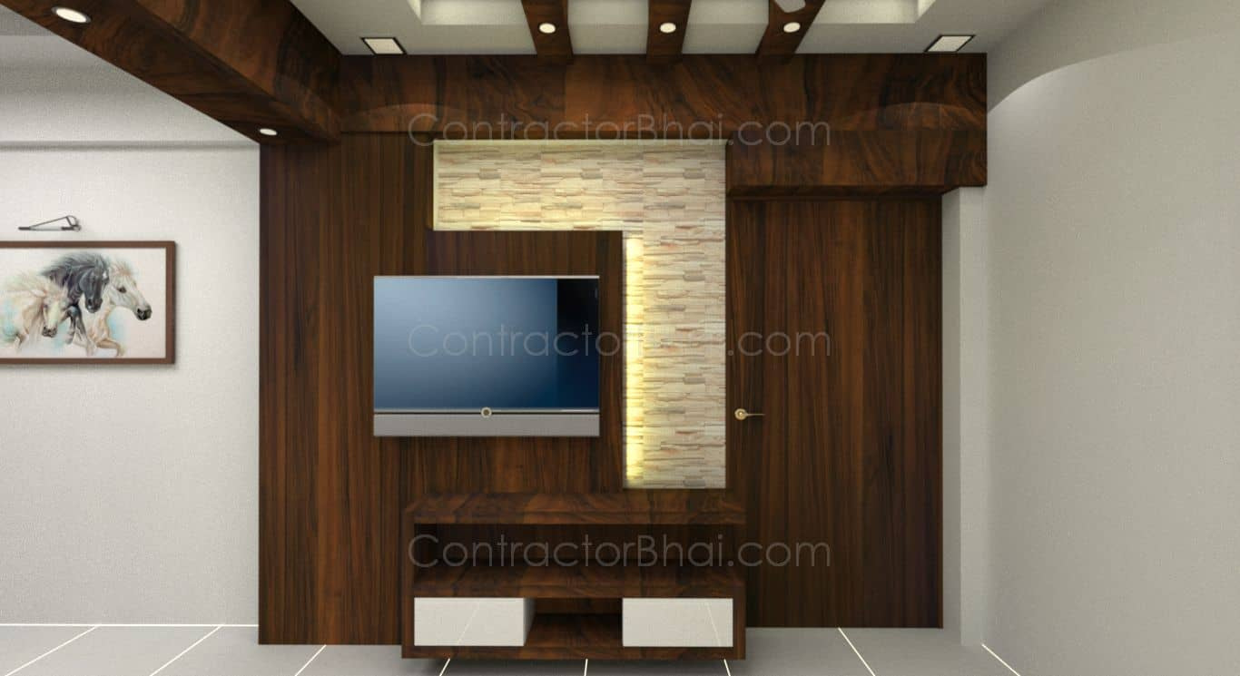 2bhk interior designing in gota ahmedabad contractorbhai - How many interior designers in the us ...