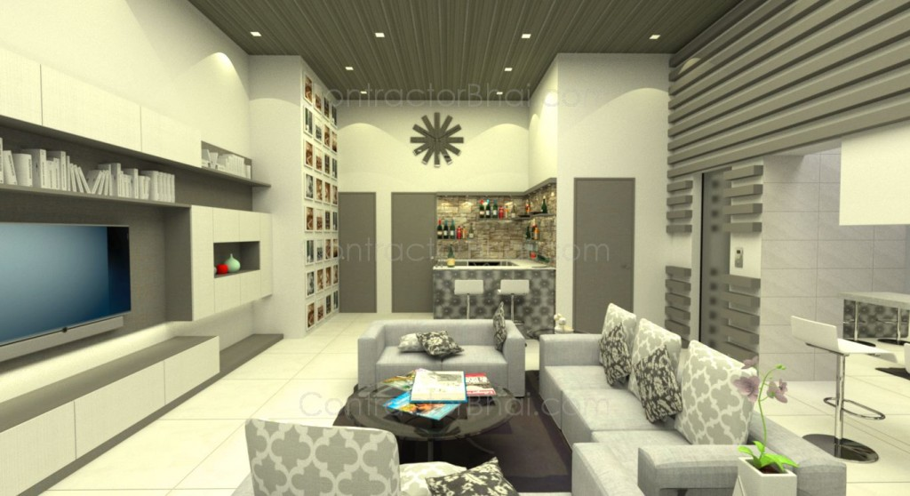 2BHK Interior Design NewDelhi