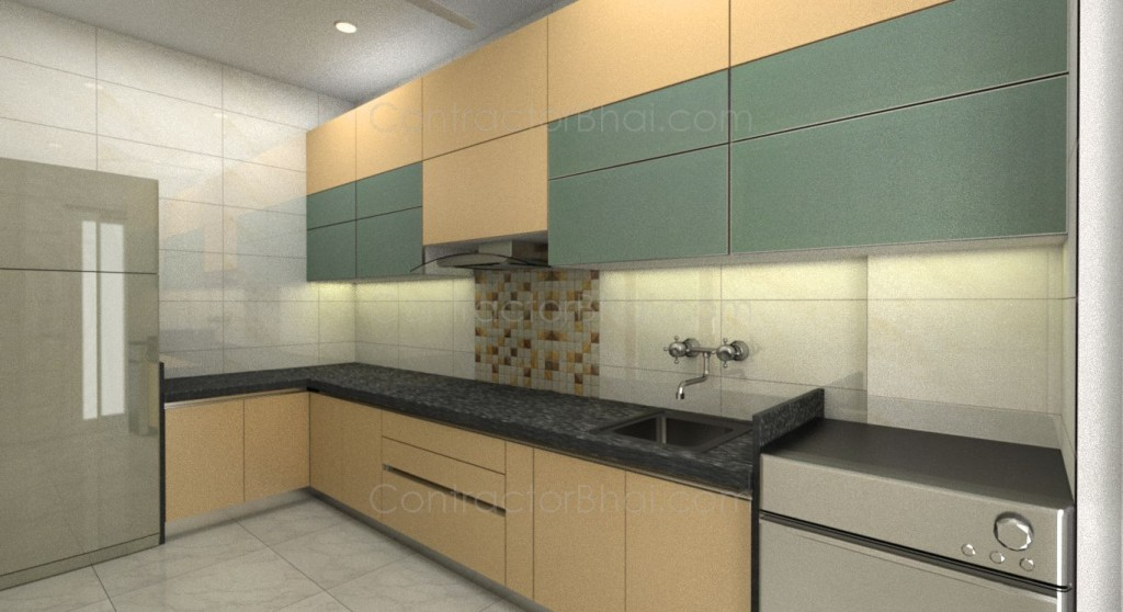 3bhk Interior Design Ghodbunder Road Flat Contractorbhai