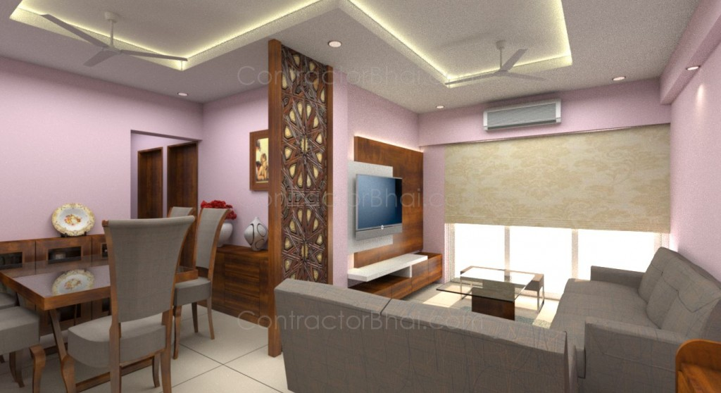 ContractorBhai 3D Design Service Thane