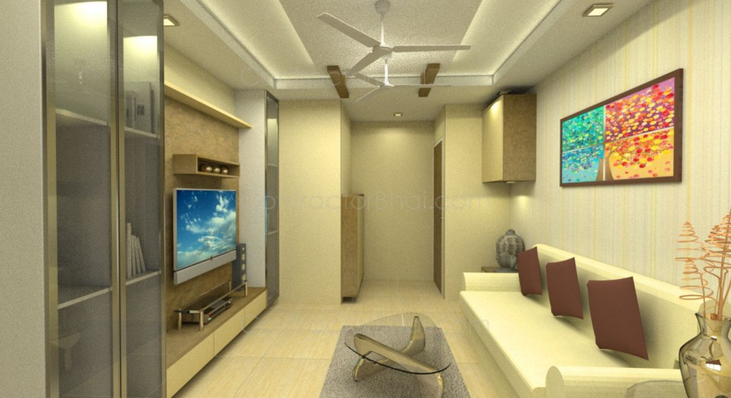 2 bhk flat in hinjewadi contractorbhai for 2 bhk flat decoration