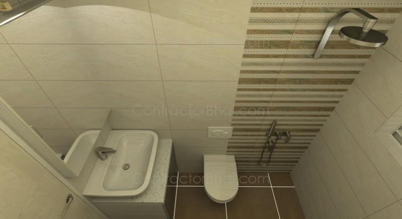 Pune Hinjewadi 2BHK Flat Interior Design