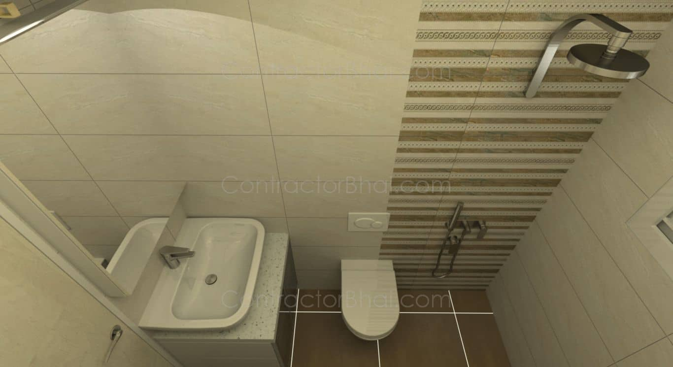 2 bhk flat in hinjewadi contractorbhai for Best interior designs for 3 bhk flats