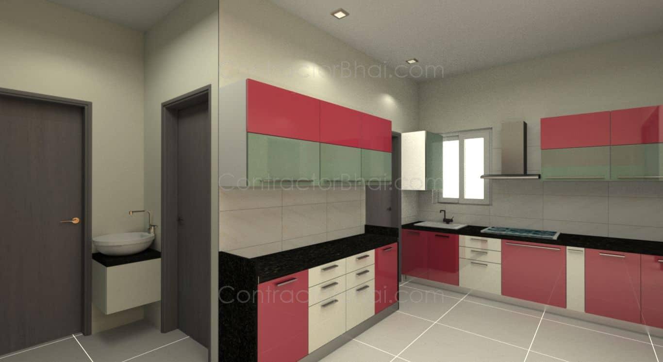 3bhk interior designing for bhayli vadodra contractorbhai - What is an interior designer ...