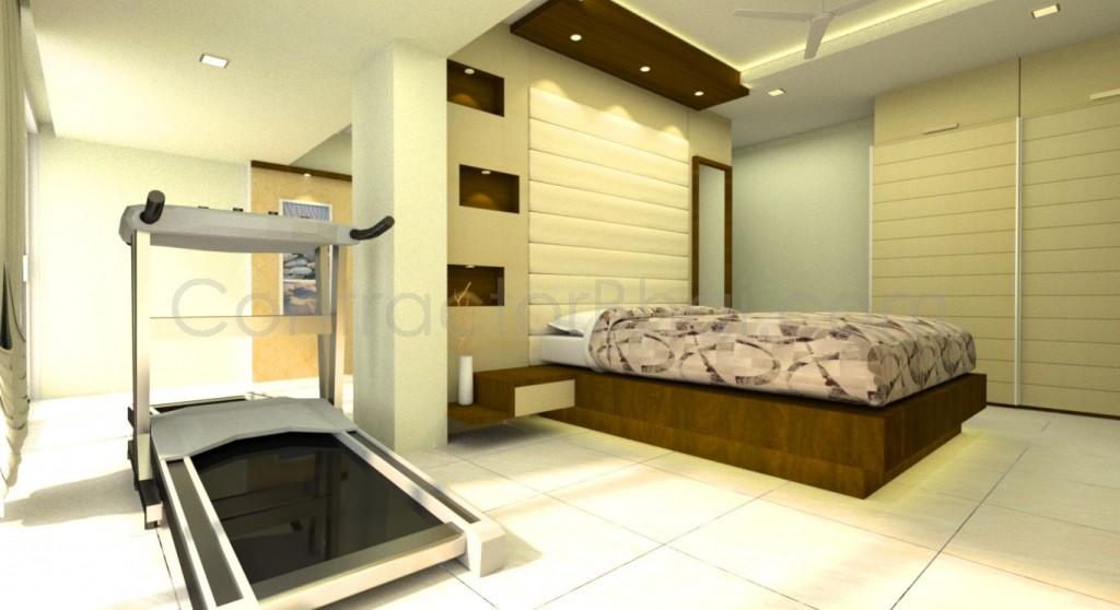 2BHK Interior Andheri Powai