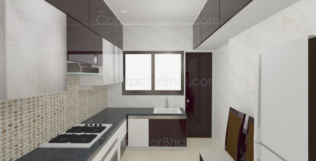 Interior designing for 2bhk at bhiwandi mumbai for 1 bhk interior design cost