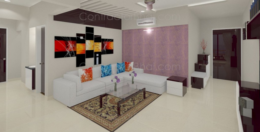 2 bhk interior design cost home design for 1 bhk interior designs