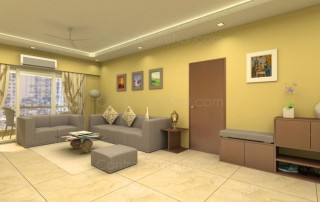 4BHK Interior Design Pune Kharadi