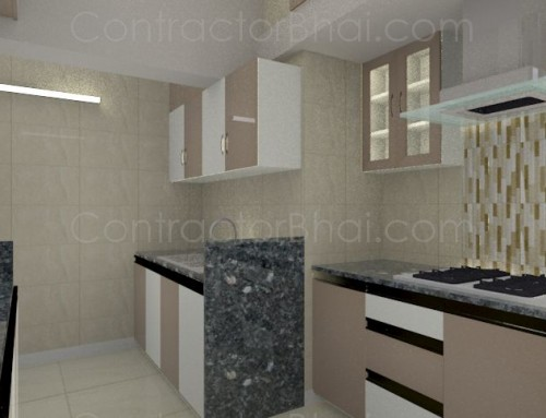 Interior design ideas for 500 square feet 1bhk flat 39 s for Interior decoration for 1rk
